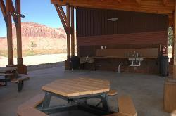 Pavilion Outdoor Kitchen