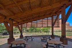 The Pavilion Dining Area